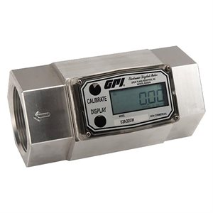 """METER, 2"""" IN-LINE ELECTRONIC 03A32GM"""